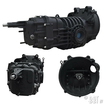 GEAR BOX REVISED IRS T2 08/75-07/79