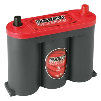 BATTERY 6V VARTA OPTIMA GEL 50AH 25x20.5x8.5