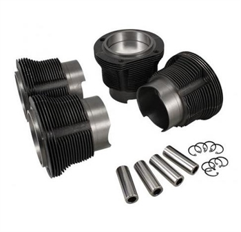 PISTON AND CYLINDER KIT WITH FLAT TO