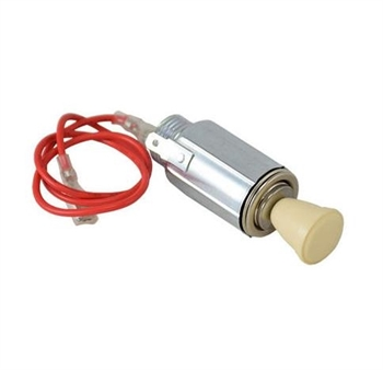 CIGARET LIGHTER 6/12 VOLT IVORY
