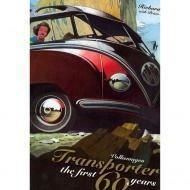 BOOK : VW TRANSPORTER THE FIRST 60 Y