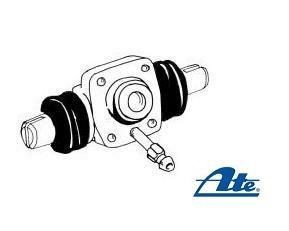 4 HOLE BRAKECYLINDER 19MM (ATE)