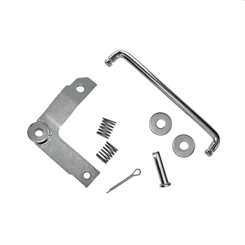 ACCELERATOR CABLE LEVER KIT 03/55-07/67