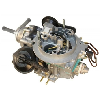 CARBURETOR COMPLETE WITH PULL-OPEN UNIT 2E T25 1.9cc 82-92