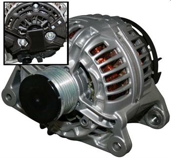 ALTERNATOR 120A PORSCHE 996 97-04, BOXSTER 99-04
