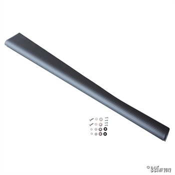 BBT RUNNING BOARD BLACK RIGHT