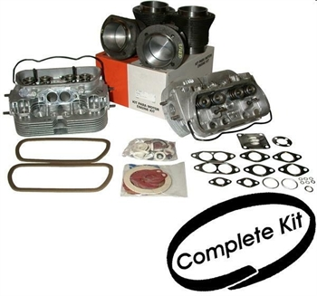 MOTORE - KIT REVISIONE COMPLETO 87mm MAHLE-en