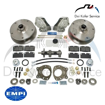 EMPI - FRENI A DISCO 5X205 KIT COMPLETO T2 BUS 08/67-07/70
