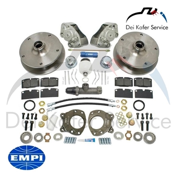 EMPI - FRENI A DISCO 5X205 KIT COMPLETO T1 BUS 08/63-07/66