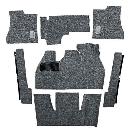 CARPETKIT 7PCS 58-68 GREY