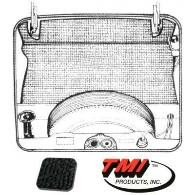 SOO FRONT TRUNK CARPET KIT TYPE3 BLA
