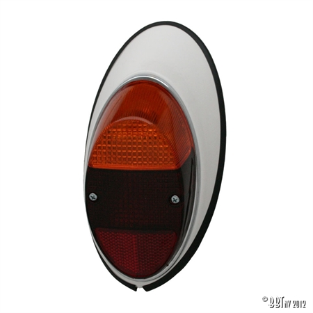 TAILLIGHT ASSEMBLY 62-67 LEFT