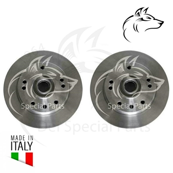 VENTED BRAKE DISC, FRONT, 4X130 AND 5X130, 65-85,TYPE 3 65-73