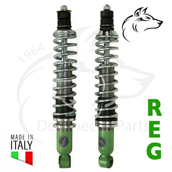 SHOCK ABSORBERS,(OIL PRESSURE) SPECIAL OFF ROAD FROM 08/64- (2)