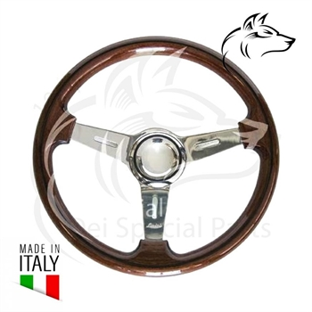 STEERING WHEEL WOODRING PRESTIGE 370 MM