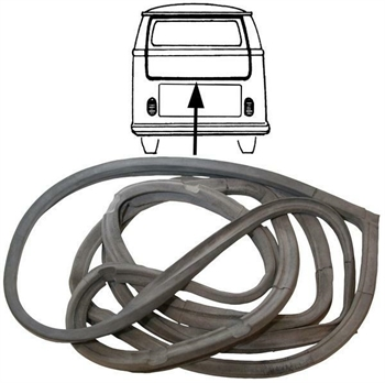 T2 REAR CARGODOOR SEAL 64-71