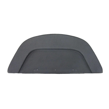 COVER PLATE BEHIND BACK SEAT BLACK 57...