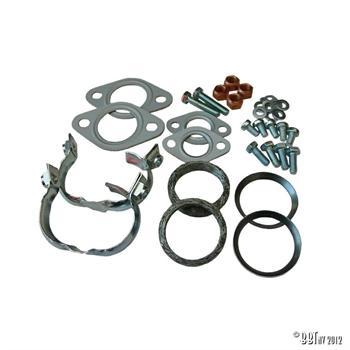 EXHAUST ASSEMBLY KIT TYPE2 63-
