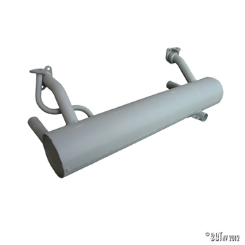 EXHAUST 25HP -55
