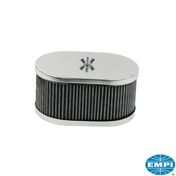 AIR CLEANER OVAL  IDF/DRLA
