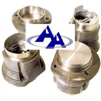 PISTON AND CYLINDERKIT 85,50MM - (4P