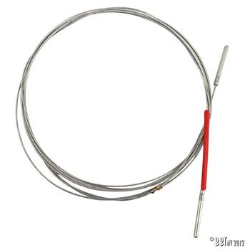 ACCELERATOR CABLE T25 2.0 05/79-09/8