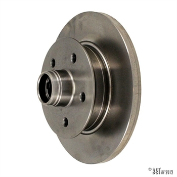 DISCO FRENI 258x16mm T25 07/86-07/92 NO ABS