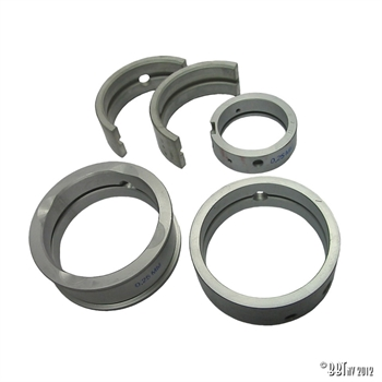 MAIN BEARINGS TYPE 4 0.25/STD CASE